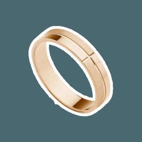 alianza-de-oro-rosa-plana-modelo-072r