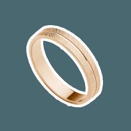 alianza-de-oro-rosa-plana-modelo-099r