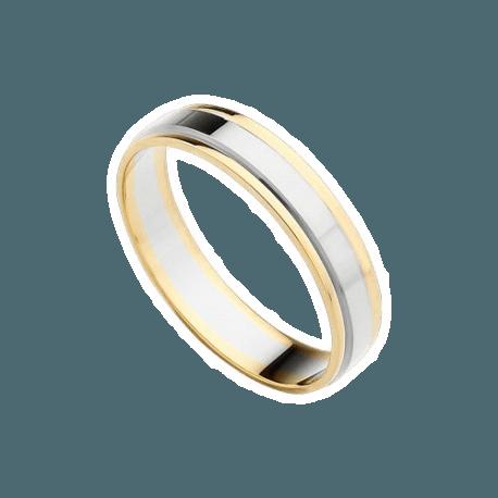 alianza-oro-bicolor-modelo-191