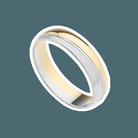 alianzas-de-oro-bicolor-media-cana-modelo-301